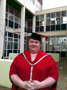 Kerry-Ann Richardson - graduation day 2011.